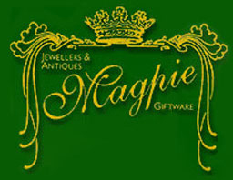 Magpie Manchester House Jewellers, Antiques and Giftware Logo